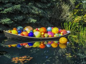 Dale Chihuly at Denver Botanic Gardens   JHI-0887